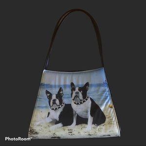 Boston Terrier Handbag